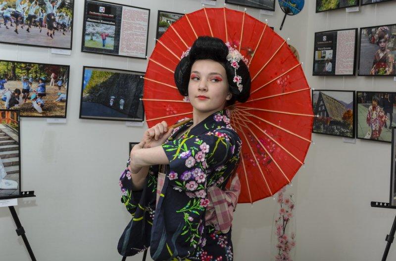 Фотовыставка «Япония далёкая и близкая»