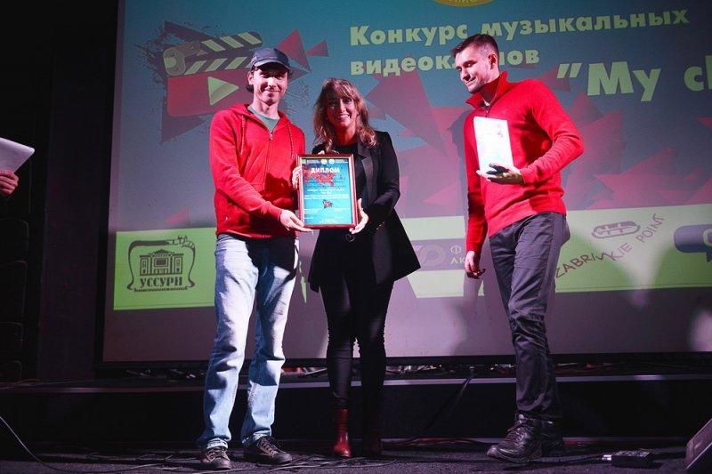 Лучшие музыкальные клипы выбрали во Владивостоке