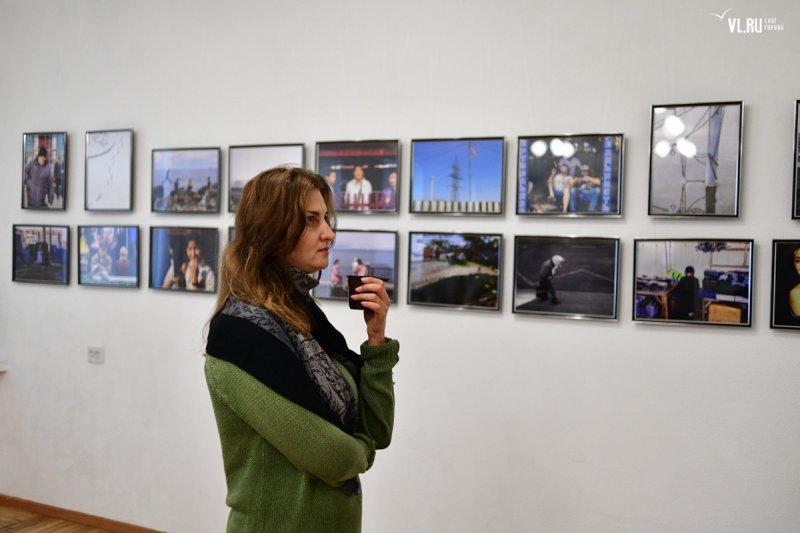 Выставка уличной фотографии открылась в ПКЦНК