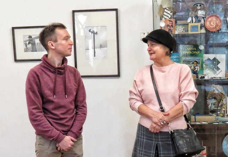 Первая фотовыставка Леонида Звегинцева открылась в ПКЦНК