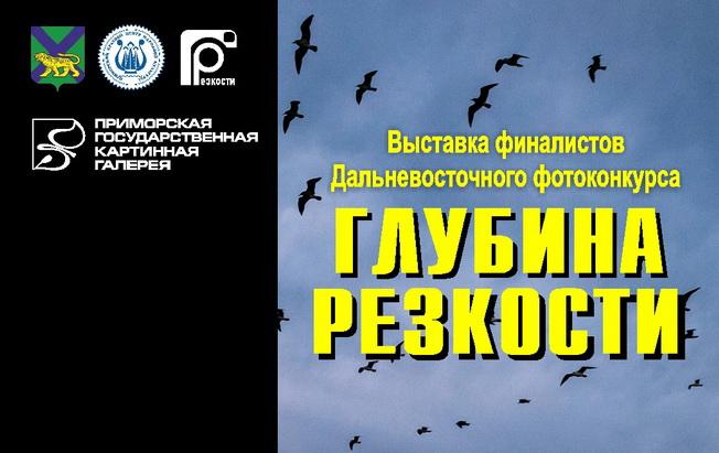 Выставка финалистов Дальневосточного фотоконкурса  «Глубина резкости»