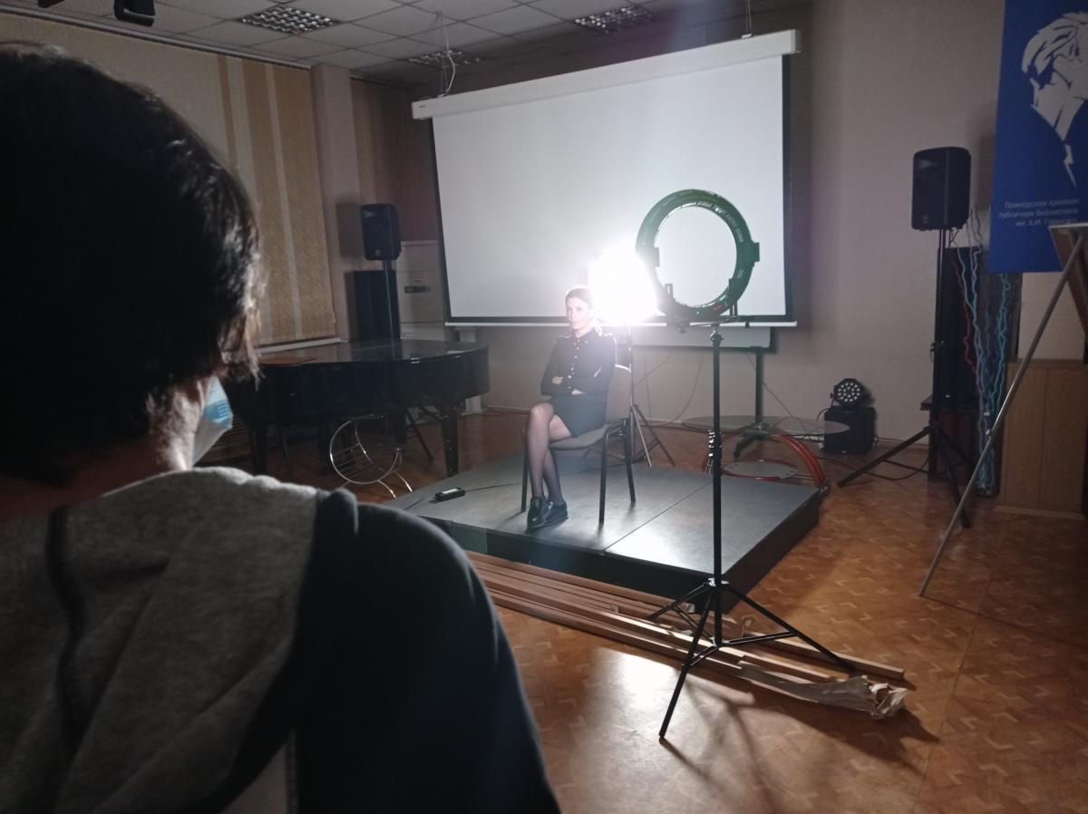 Во Владивостоке проходит киношкола «Владивосток – Alive 2020»