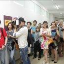 """Фото отчет с открытия выставки """"Инструкции"""" 4 июля 2014 г."""