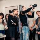 В феврале прошло  три мастер-класса для фотографов